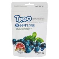 Troo冻干的蓝莓
