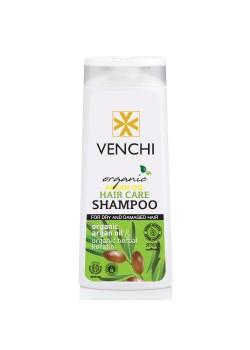 有機堅果油護理洗髮水